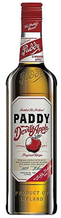 Paddy Devil's Apple Cinnamon Apple Whiskey 750ml